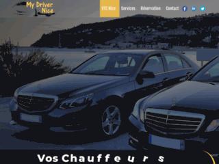 Votre compagnie de transport avec chauffeurs VTC à Nice