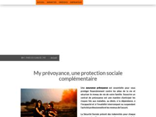 Détails : my-prevoyance.fr: Convention obsèque my-prevoyance