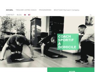 Coach sportif a domicile Yvelines et Hauts de Seine