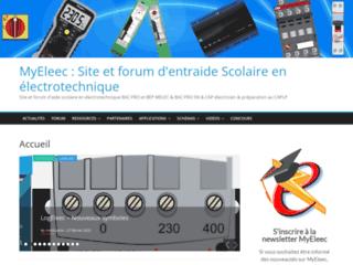 Entraide Scolaire : ELEEC