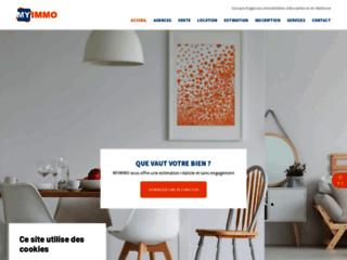 Votre groupe d'agences immobilière à Bruxelles et en Wallonie