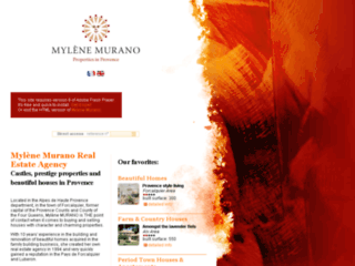 Agence Immobilière Mylene Murano