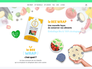 My Little Bee : emballage alimentaire écologique