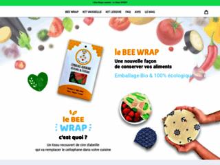 Détails : My Little Bee : emballage alimentaire écologique