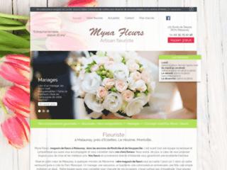 Myna Fleurs à Malaunay