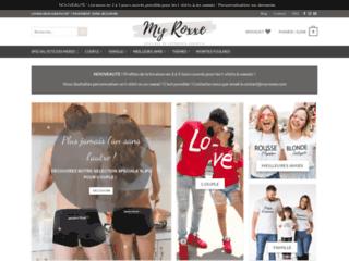 Vente en ligne des vêtements et des accessoires assortis