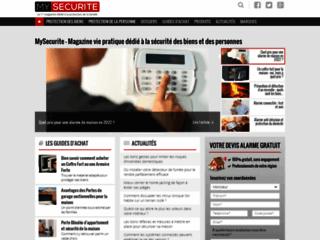 Détails : Installation de système de sécurité
