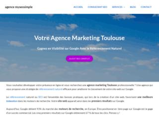 Agence web SEO Toulouse