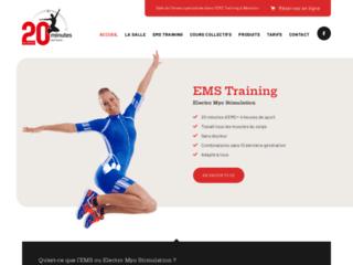 Salle de fitness spécialisée dans l'EMS Training à Waterloo