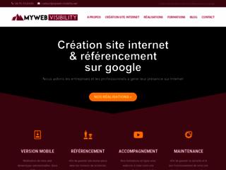 Détails : myweb-visibility - Conception de sites internet et Référencement
