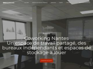 À la découverte de Nantes Coworking