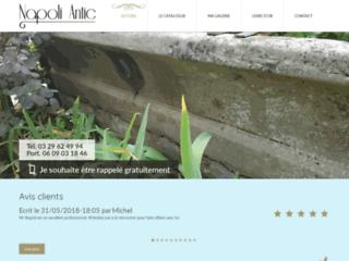 Détails : Napoli Antic, antiquaire et brocanteur, Raon-aux-Bois