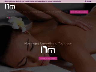 Détails : Massage à Toulouse
