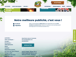 Détails : Parc accrobranche Walcourt