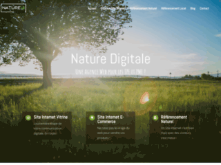 Nature Digitale, agence web à Rennes