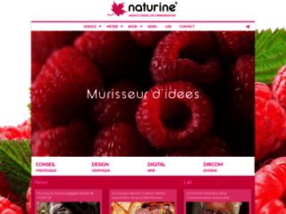 Détails : Naturine, agence de communication à Lyon
