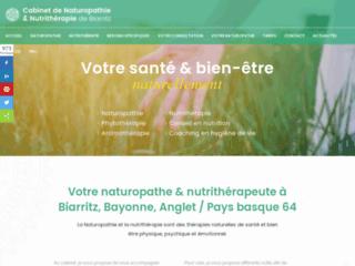 Naturopathe à Biarritz