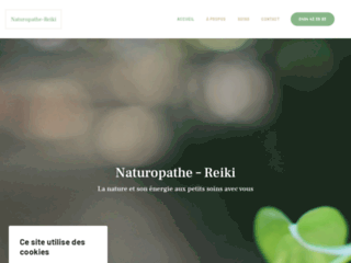 Naturopathe-Reiki