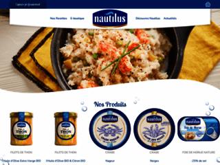 Nautilus - Le spécialiste du crabe royal