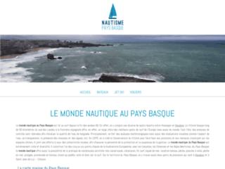 Détails : Nautisme pays basque