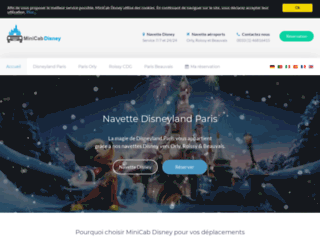 Minicab Disneyland Paris