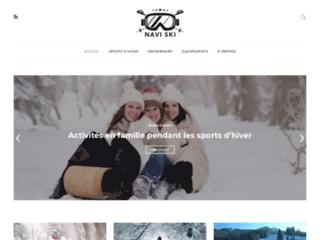 Navi-ski.com : sports d'hiver, les écoles de ski en France