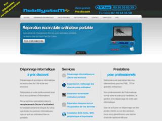 Détails : Réparation ordinateur lille