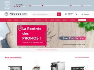 Détails : Negoce CHR, Equipements professionnels pour la restauration et l'hôtellerie