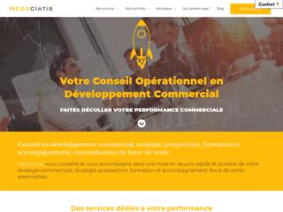 Détails : Negociatis : devis professionnel - www.negociatis.com