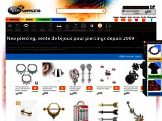 Trouver un piercing original avec Néo Piercing