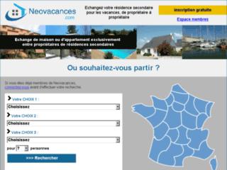 Détails : Echange de maison entre propriétaires de résidences secondaires