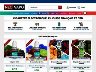 Détails : Cigarette électronique à La Rochelle