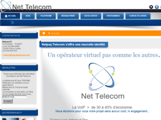 Détails : Data center: net-telecom.fr
