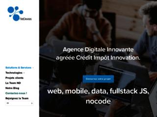 Détails : NetDevices, votre agence digitale