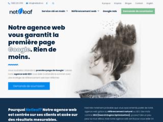 Détails : Visibilité Web Québec