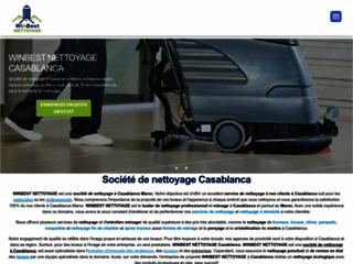 société de nettoyage à casablanca