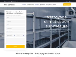 Détails : Flex Services