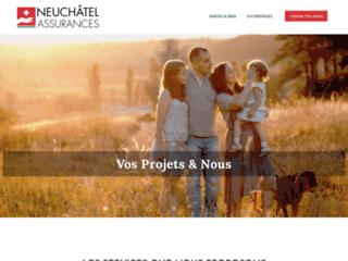 Votre agence d'assurance réputée à Neuchâtel