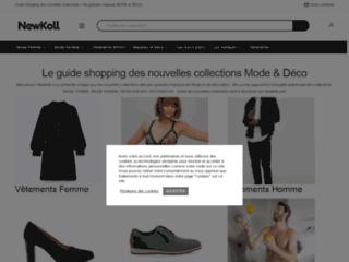 Nouvelles collections de chaussures et vêtements