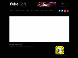 Détails : Discothèque le Pulse Café (Belgique)
