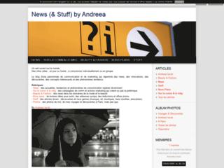 News (& Stuff) by Andreea