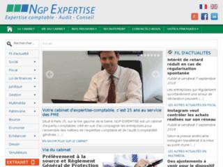 Détails : NGP Expertise, cabinet d'expertise-comptable