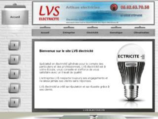 Détails : LVS électricité