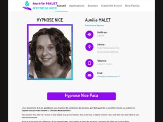 Aurélie MALET : praticienne en Hypnose à Nice