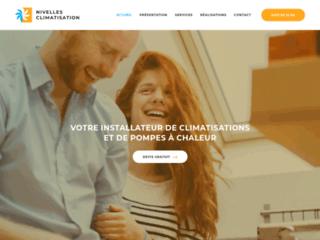 Nivelles Climatisation, les spécialistes de la climatisation à Nivelles