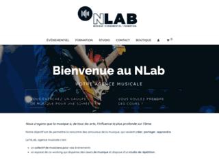 NLab - Evenementielle - Formation