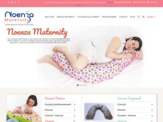 Détails : Les coussins de grossesse en ligne avec Noenza Maternity