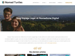 Nomad Turtles - Blog de Voyage de deux Digital Nomads