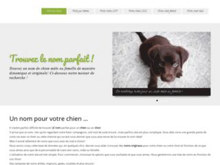 Détails : Prénoms de chiens
