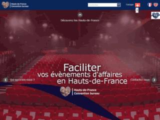 Détails : Nord France Convention Bureau : votre portail d'informations pour organiser une convention
